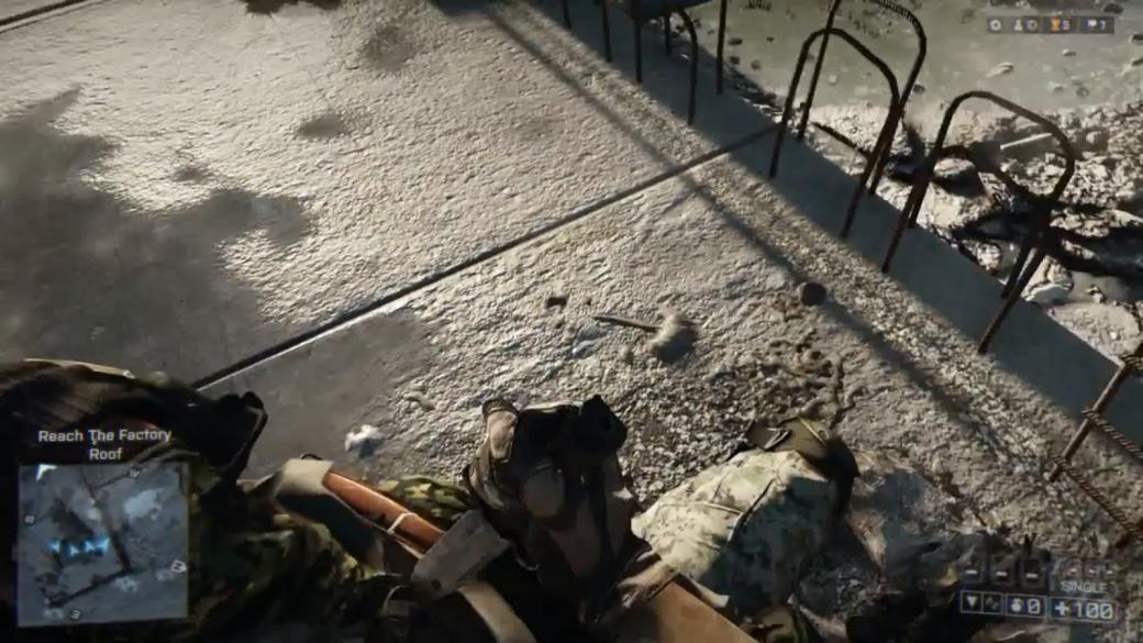 Милитари-дежавю: 11 сцен из трейлера Battlefield 4, которые мы где-то видели. - Изображение 13