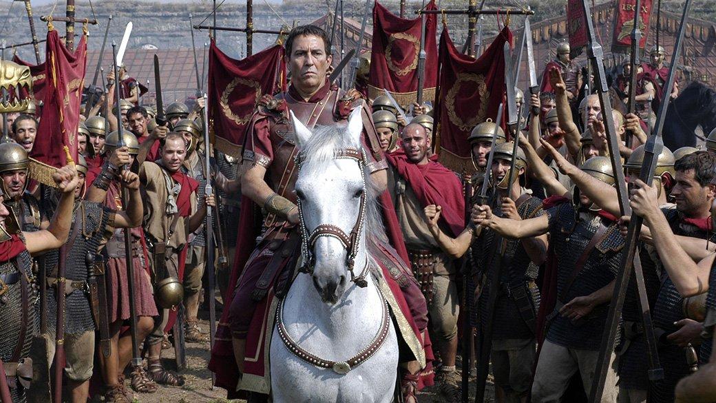 Легендарные сериалы: «Рим» - Изображение 1