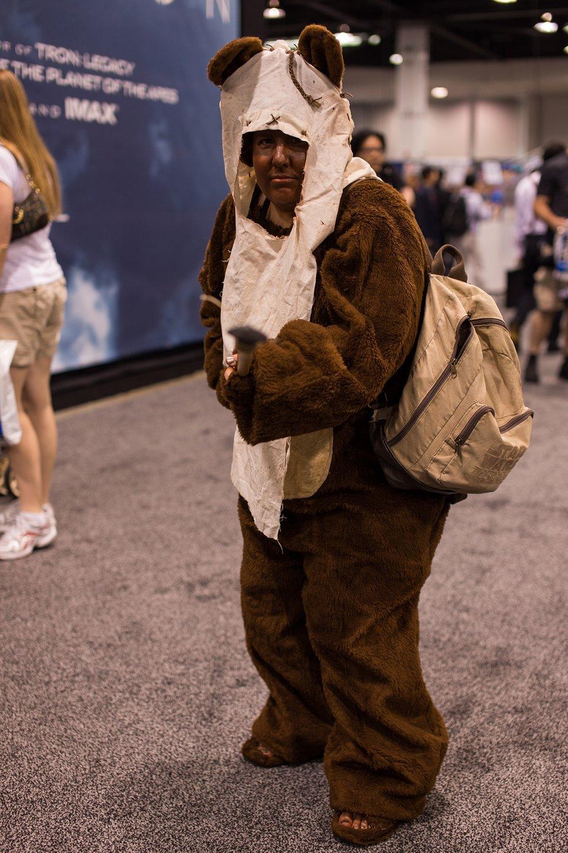 Десятка самых нелепых костюмов с Comic-Con 2013. - Изображение 3