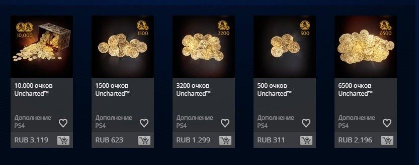 Sony предлагает вкладывать деньги в золото... для Uncharted 4 - Изображение 1