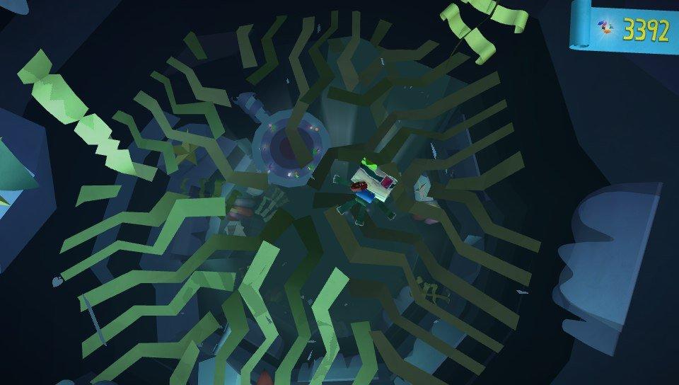 Tearaway (PS Vita) - Мнение - Изображение 2