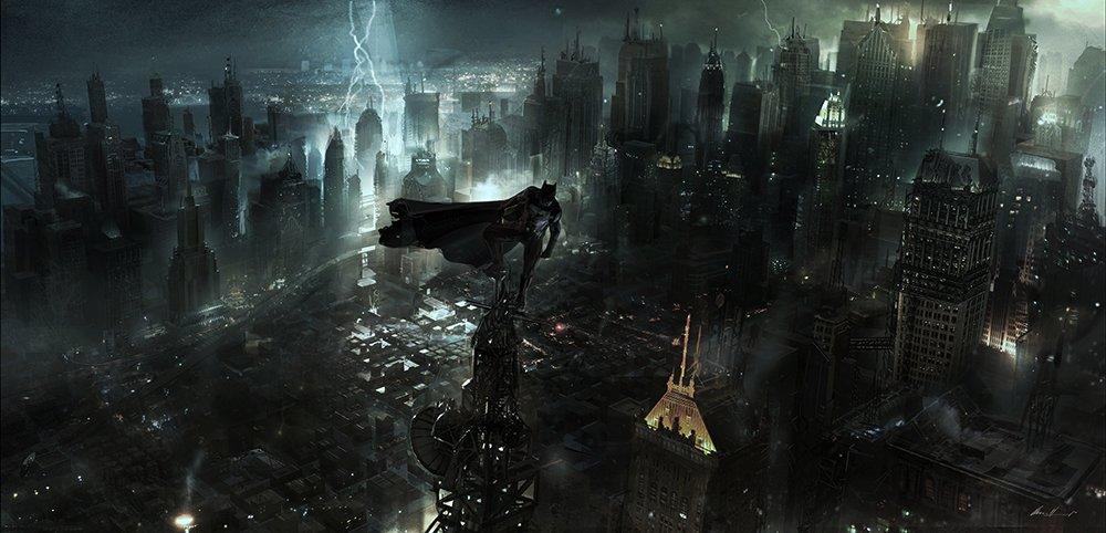Концепт-арт «Бэтмена против Супермена» выглядит убедительнее фильма - Изображение 1