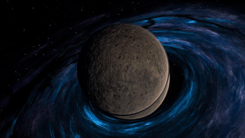 Потрясающий космос Mass Effect: Andromeda. - Изображение 14