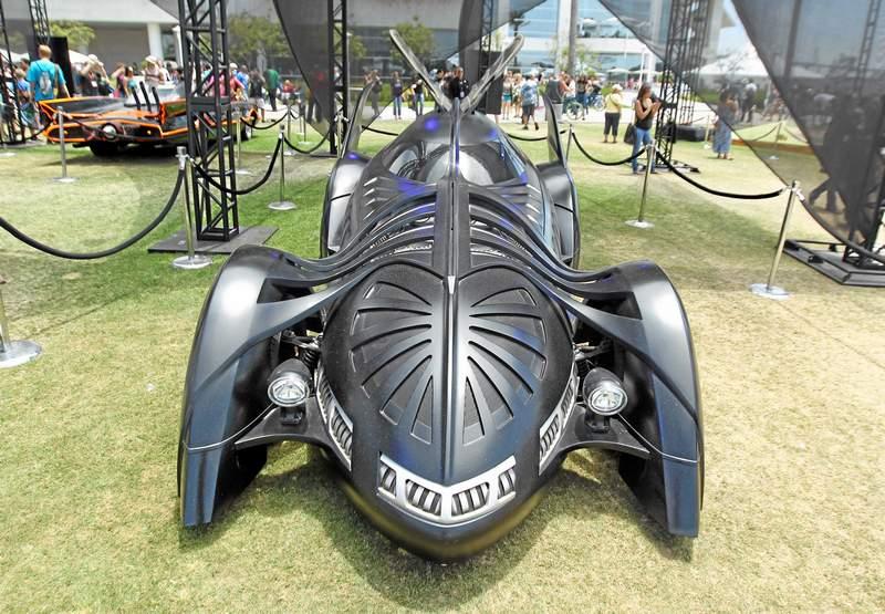 История бэтмобиля: все машины Темного Рыцаря - Изображение 52