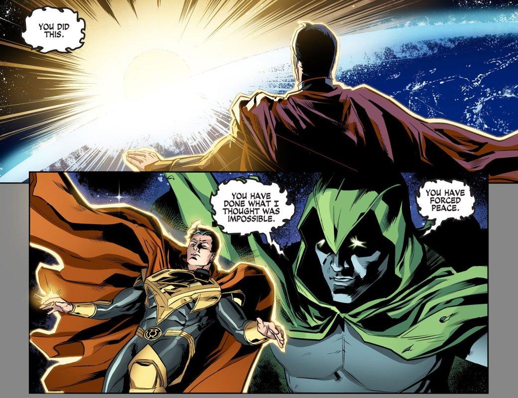 Что происходило во вселенной Injustice до событий первой игры. Часть 1 - Изображение 52