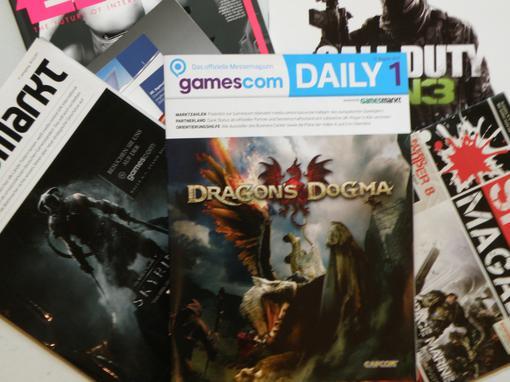 GamesCom 2011. Впечатления. Dragon's Dogma - Изображение 5
