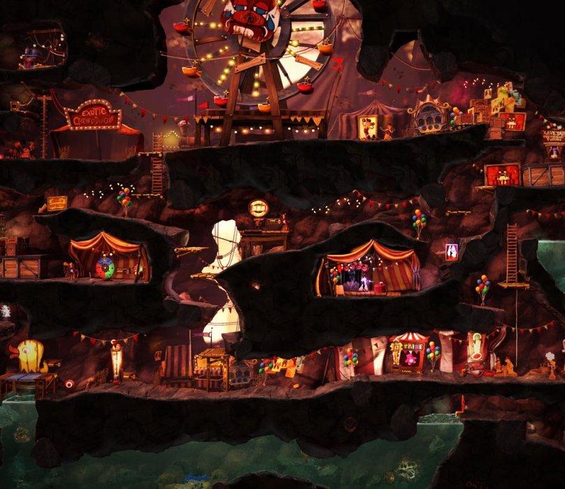 Рецензия на The Cave. Обзор игры - Изображение 1
