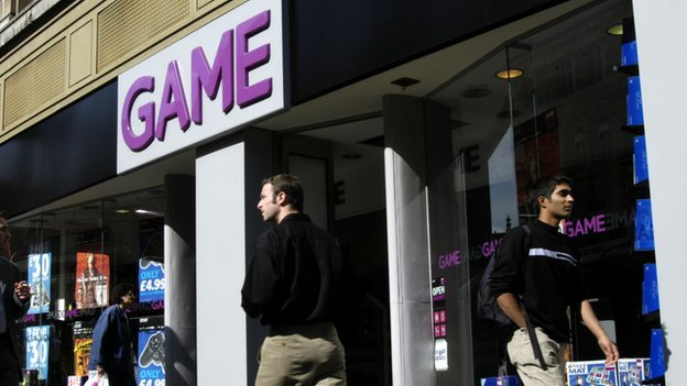 Сеть магазинов GAME приобрели за £1 - Изображение 1
