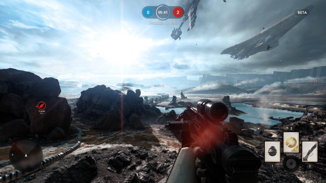 Впечатления от беты Star Wars: Battlefront. - Изображение 2