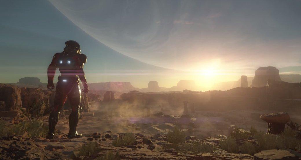 Кто тывовселенной Mass Effect?. - Изображение 1