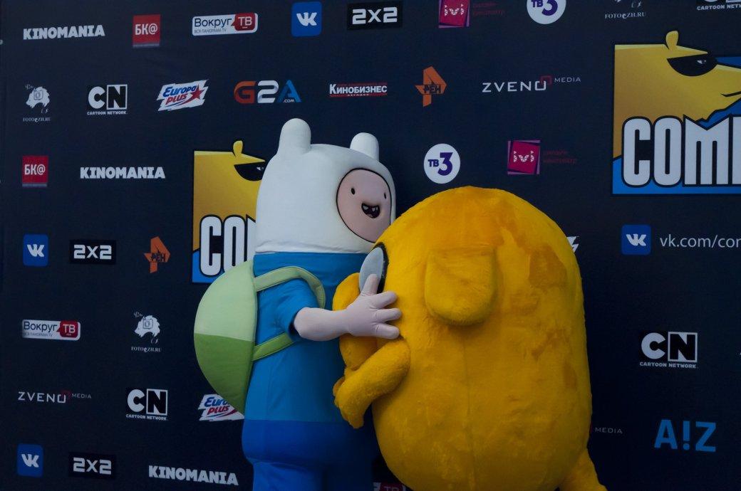 Фотоотчет с«ИгроМира» иComic Con Russia 2016. День1 - Изображение 15