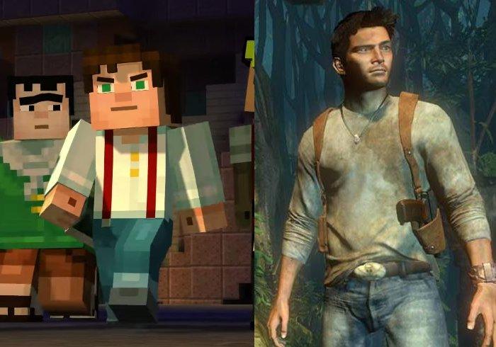 Первые подробности и трейлер Minecraft: Story Mode - Изображение 1