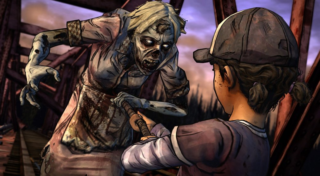 Рецензия на The Walking Dead: Season Two Finale No Going Back - Изображение 12