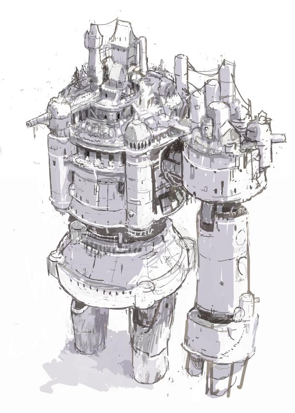 Новая игра от авторов Mega Man: аниме, роботы и передвижной город - Изображение 2