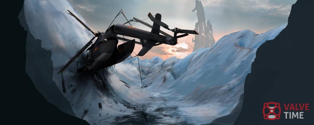 В Сети обнаружили концепт-арты Half-Life 2: Episode 3 - Изображение 3