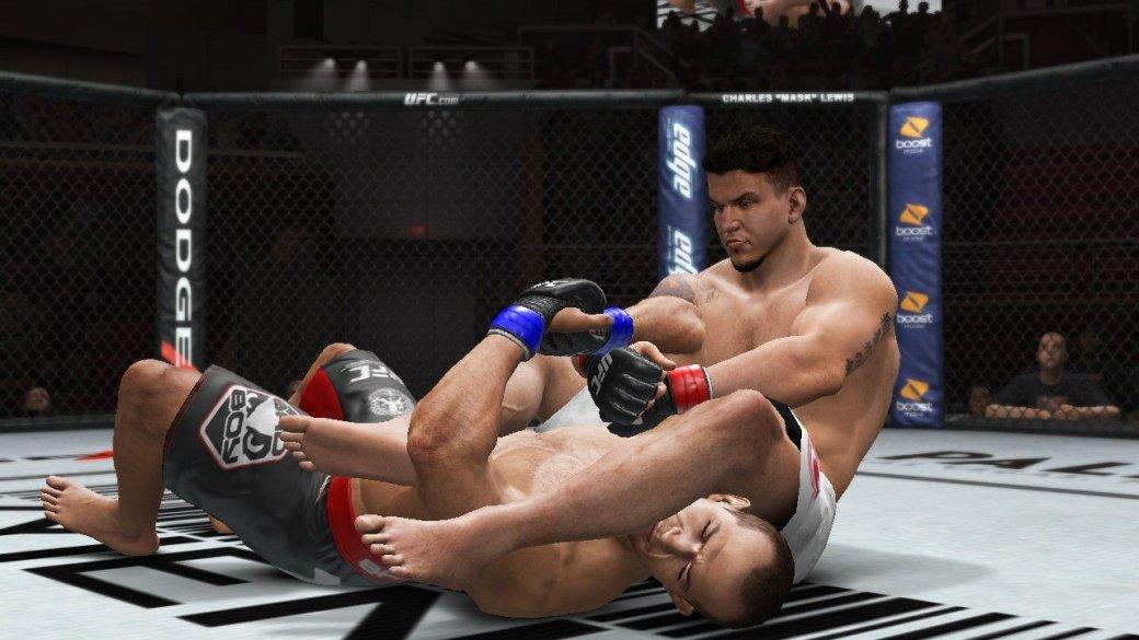 Спец. UFC Undisputed и Fight Night глазами эксперта - Изображение 5