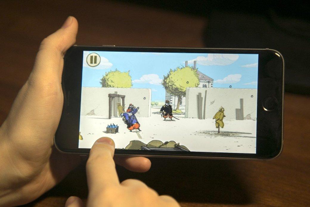 Мобильный гейминг: что лучше – iPad mini или iPhone 6 Plus? - Изображение 14