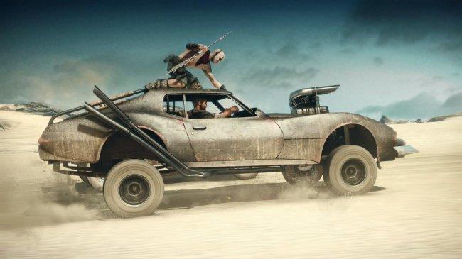 Подробности геймплея Mad Max от Game informer: - Изображение 1