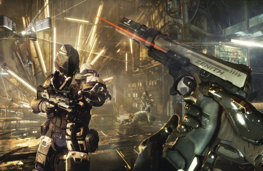 Square Enix вскоре анонсирует Deus Ex: Mankind Divided - Изображение 1