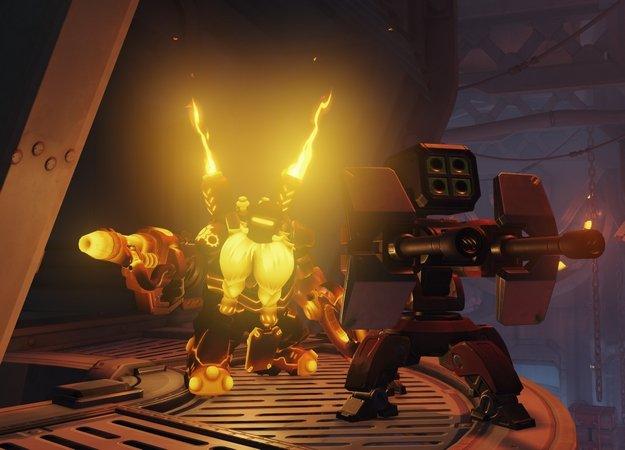 Торбьорн станет слабее в консольной версии Overwatch - Изображение 1