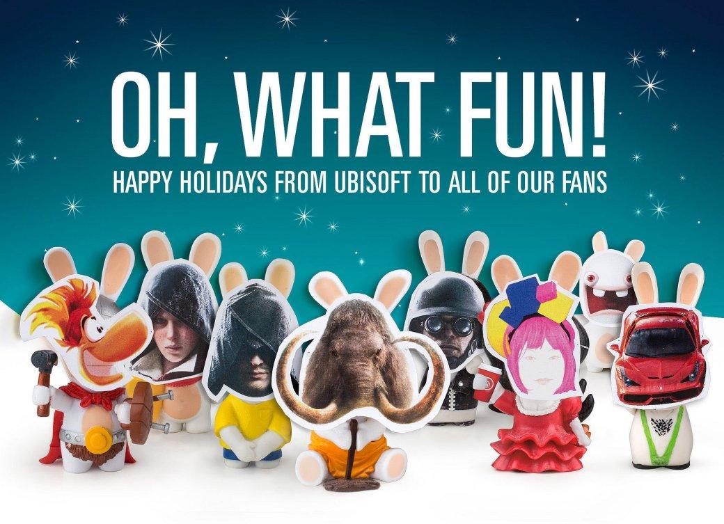 С праздниками! Разработчики поздравляют с Новым годом и Рождеством - Изображение 17
