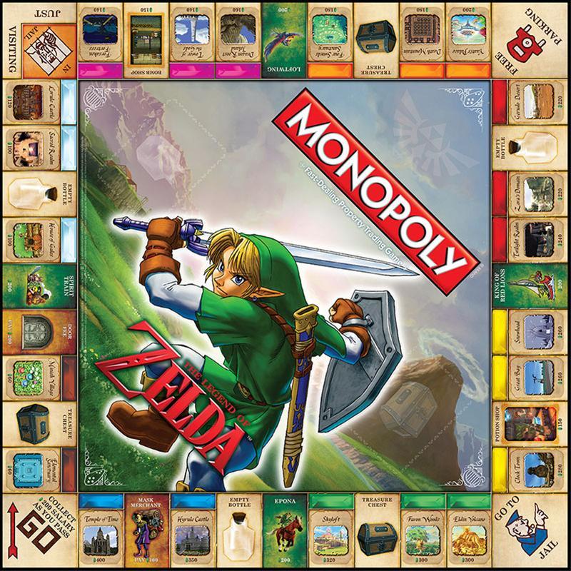Street Fighter и другие тематические выпуски «Монополии» - Изображение 6