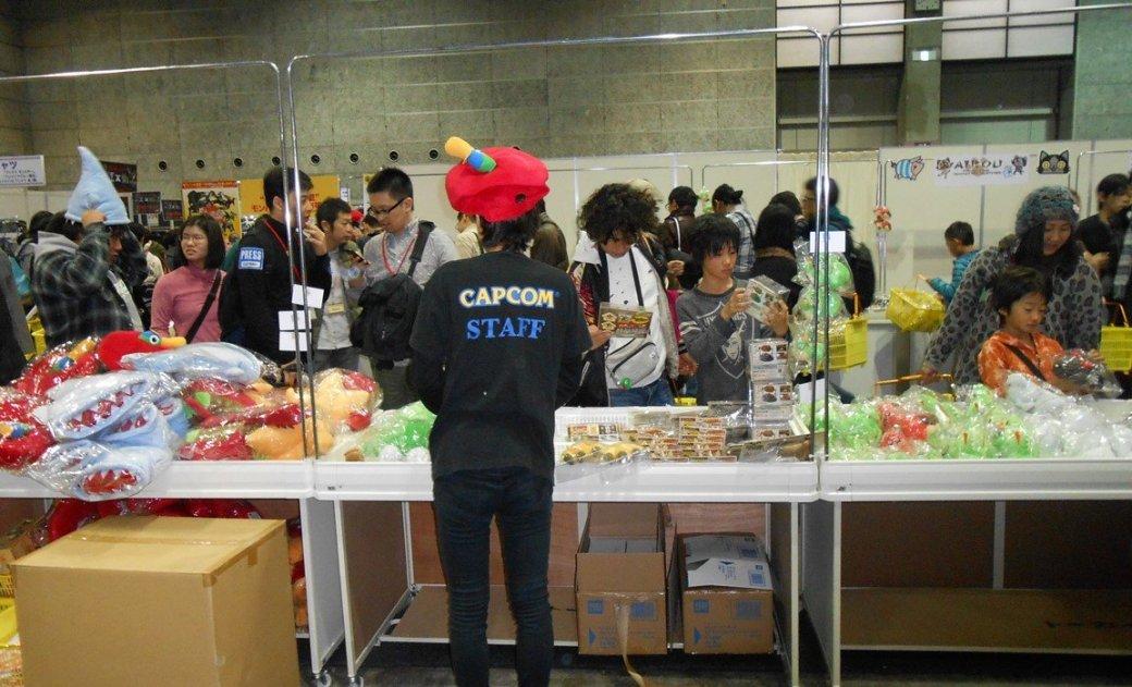 Репортаж с Monster Hunter Festa 2013 - Изображение 16