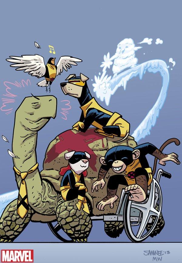 Как начать читать комиксы Людей Икс, часть 2: классика - Изображение 16