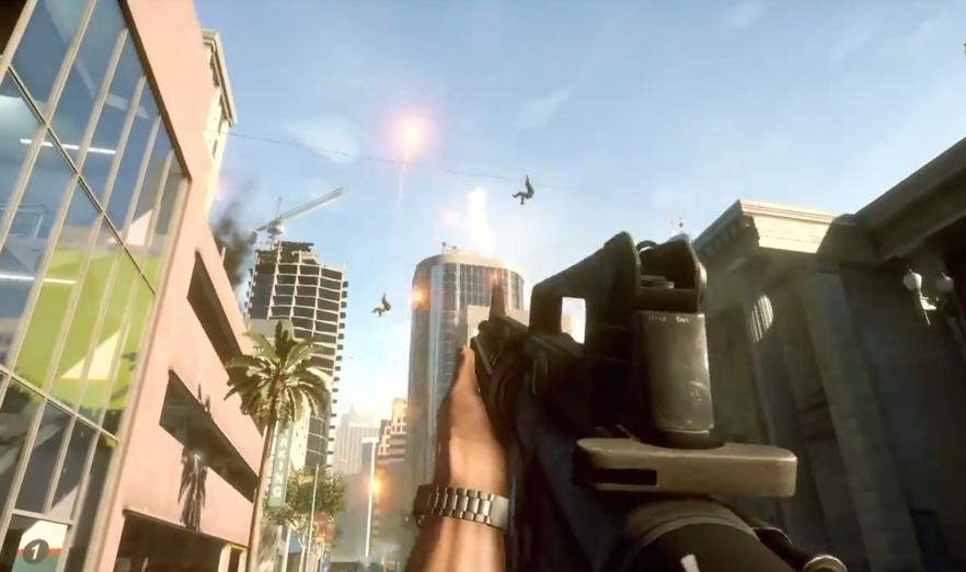 В утекшем ролике из Battlefield Hardline тестируют сетевой режим  - Изображение 1