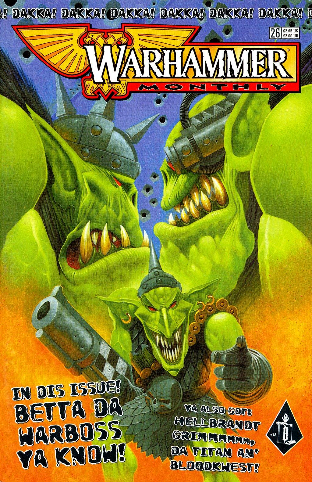Самые крутые комиксы по Warhammer 40.000. - Изображение 11