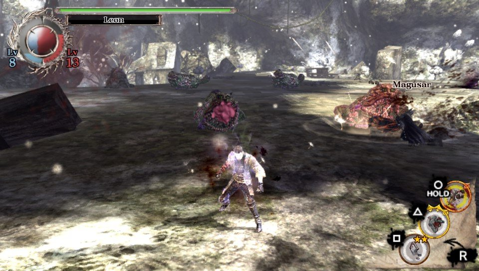Рецензия. Soul Sacrifice (PS Vita) . - Изображение 7