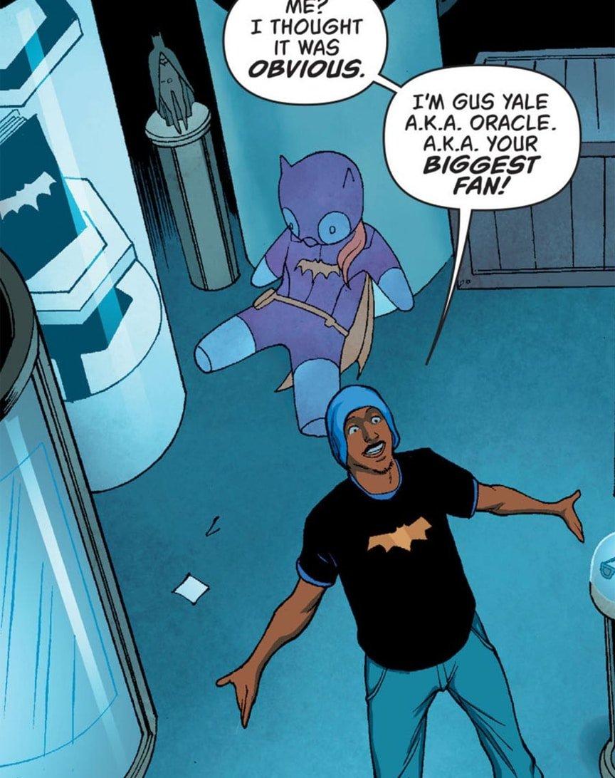 В Batgirl and the Birds of Prey раскрыли личность нового «Оракула» - Изображение 2