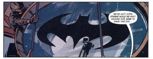 Комиксы: Gotham Central - Изображение 5