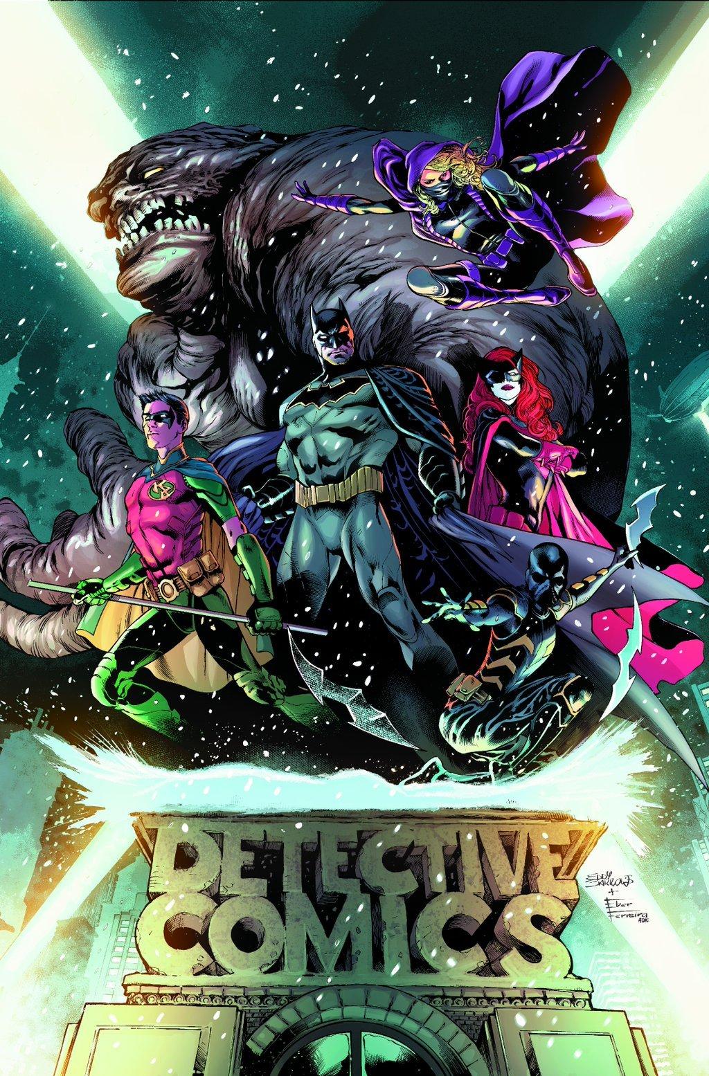 Какие серии DC Rebirth стоит читать? - Изображение 7