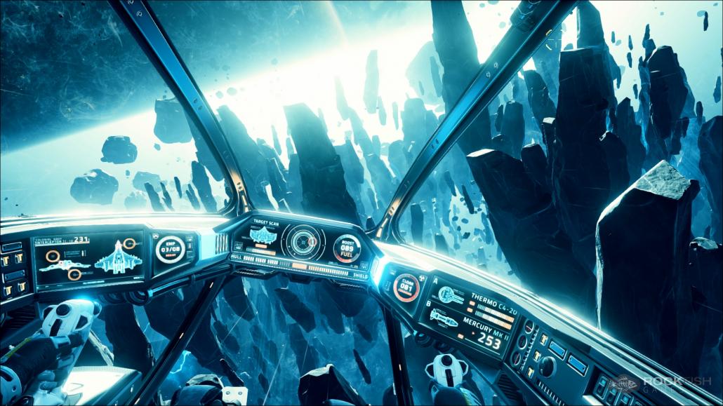 Космосим Everspace прошел Kickstarter: игра одобрена Крисом Робертсом - Изображение 7