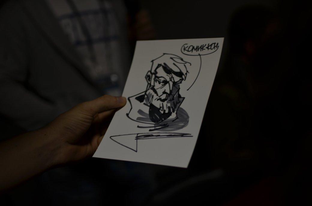 Фотоотчет с «Игромира» и Comic Con Russia, день 3 – Миша Коллинз - Изображение 13