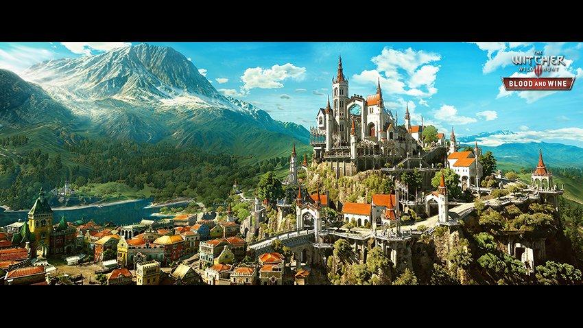 Замки и виноградники: первые скриншоты нового DLC для The Witcher 3 - Изображение 1