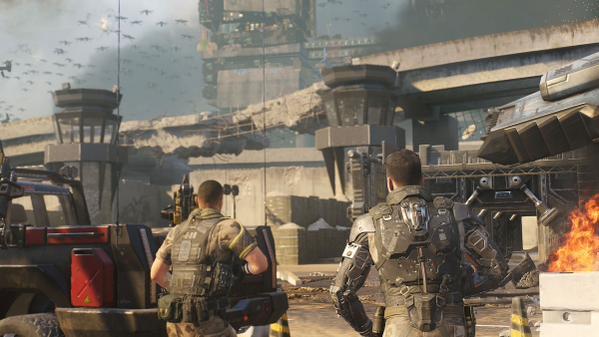 Call of Duty: Black Ops 3 будет похожа на Destiny и Titanfall - Изображение 6