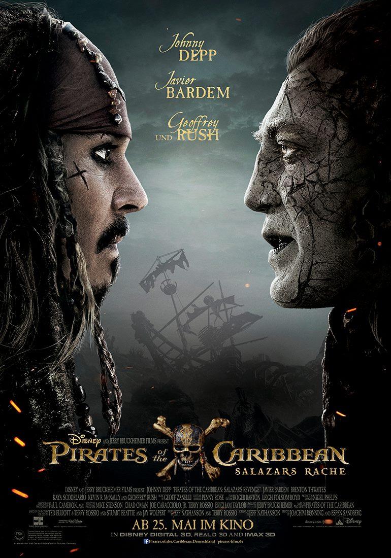 Уновых «Пиратов Карибского моря» постер, который вывидели тысячу раз - Изображение 1