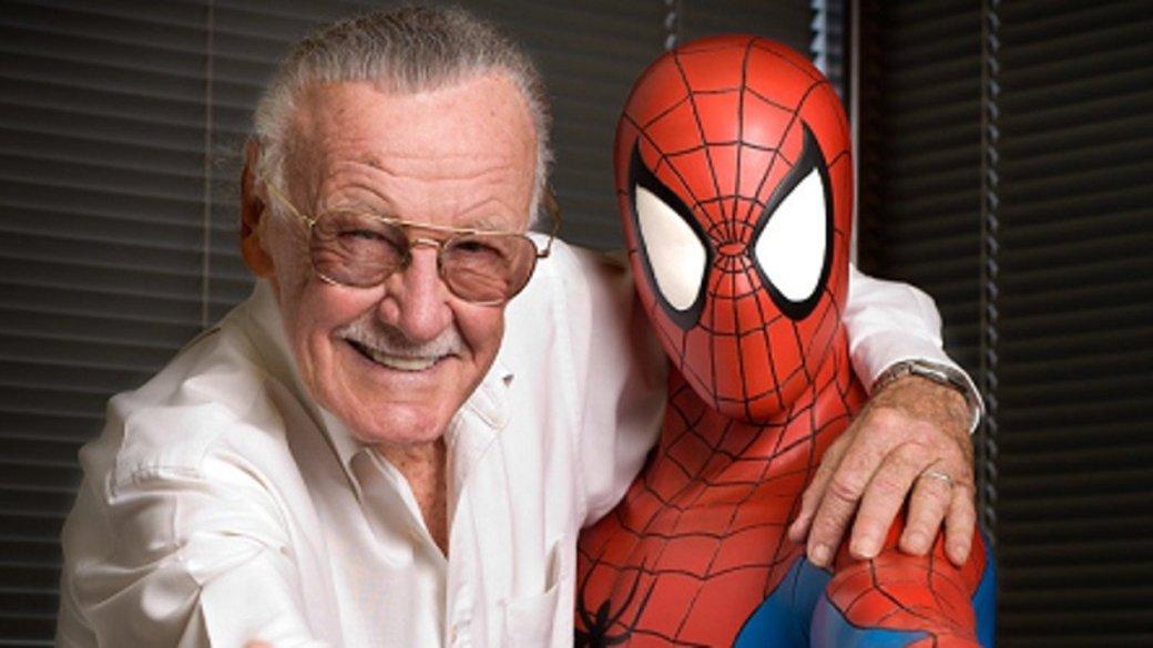 Стэн Ли защитил Зендею в новом «Человеке-пауке» - Изображение 1