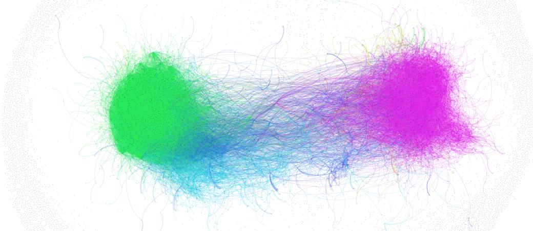 Сторонники и противники Gamergate почти не читают друг друга в Twitter - Изображение 5