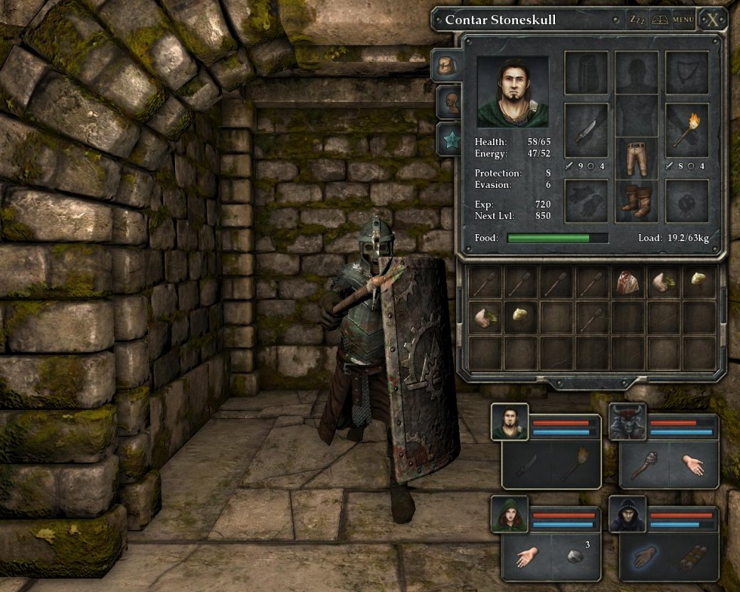 Рецензия на Legend of Grimrock - Изображение 5