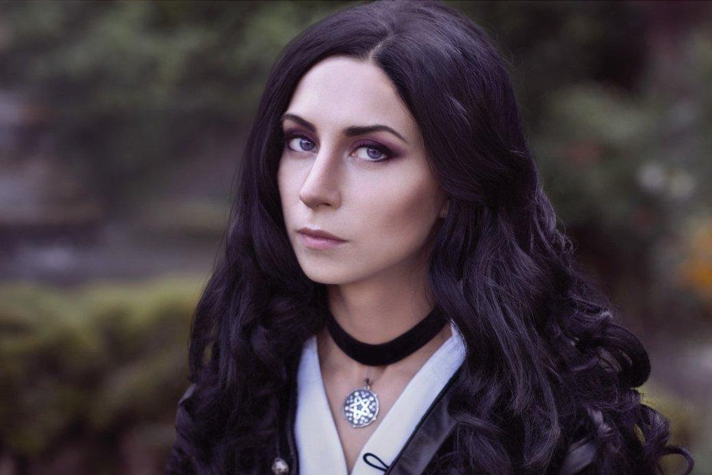Косплей дня: две разных Йеннифэр изThe Witcher3. Какую выберетевы? - Изображение 7
