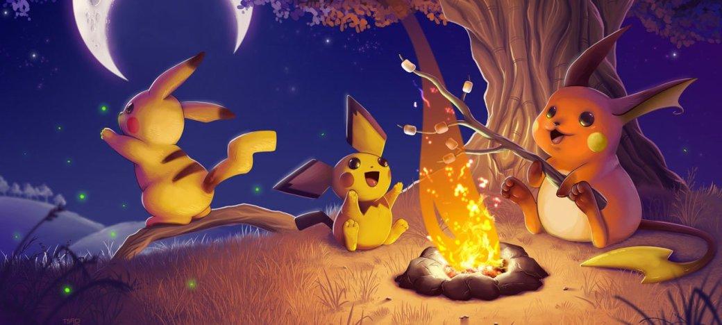 С кем и как сражаться в Pokemon Go. - Изображение 4