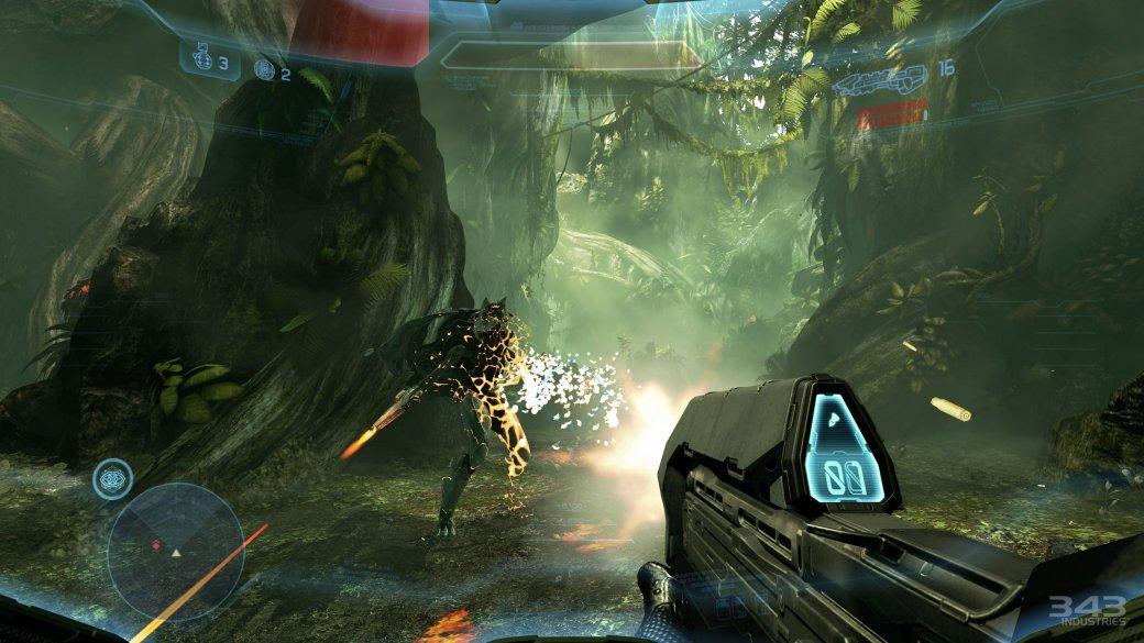 E3: Halo 4 - наши впечатления - Изображение 2