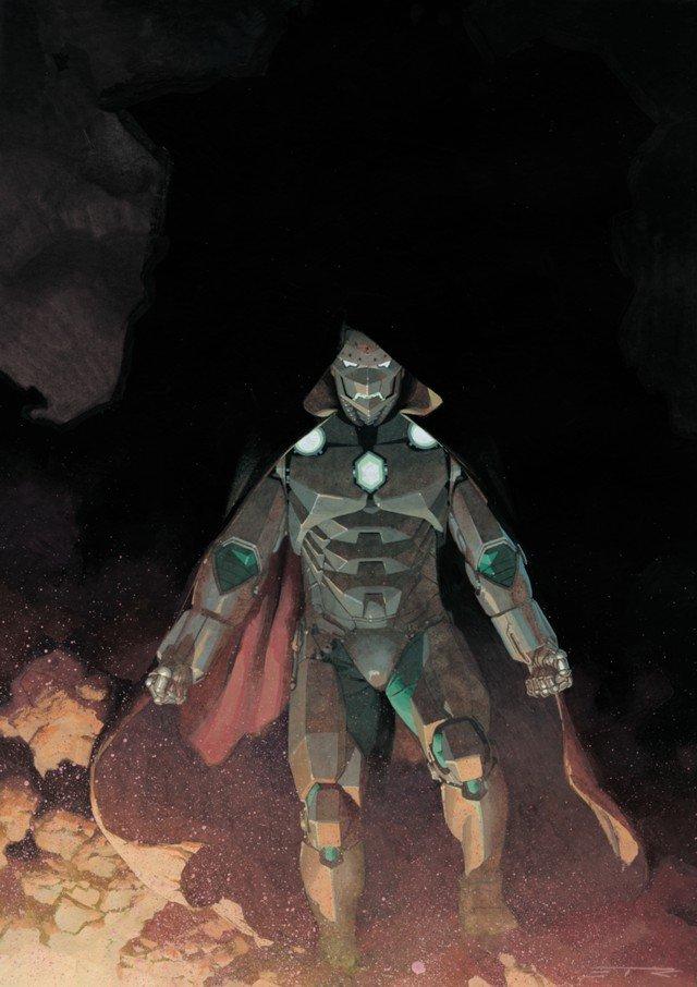 Marvel, завязывай! Соктября Железным Человеком станет Доктор Дум. - Изображение 6