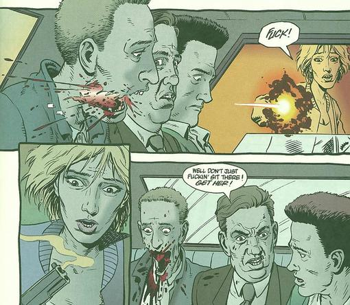 Комиксы: Preacher - Изображение 5