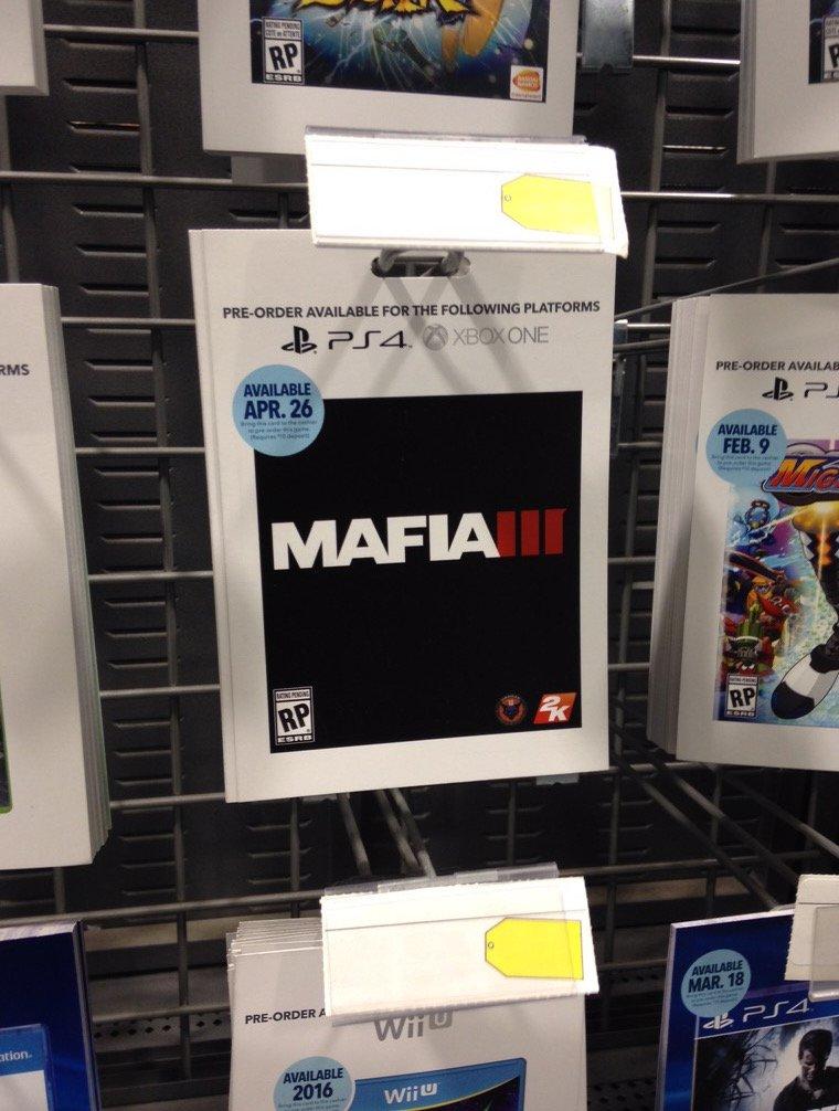Американские ритейлеры назвали точную дату релиза Mafia 3 - Изображение 2