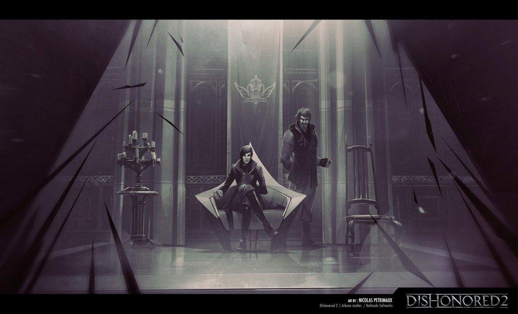 Потрясающие концепт-арты Dishonored 2 отхудожника игры - Изображение 15