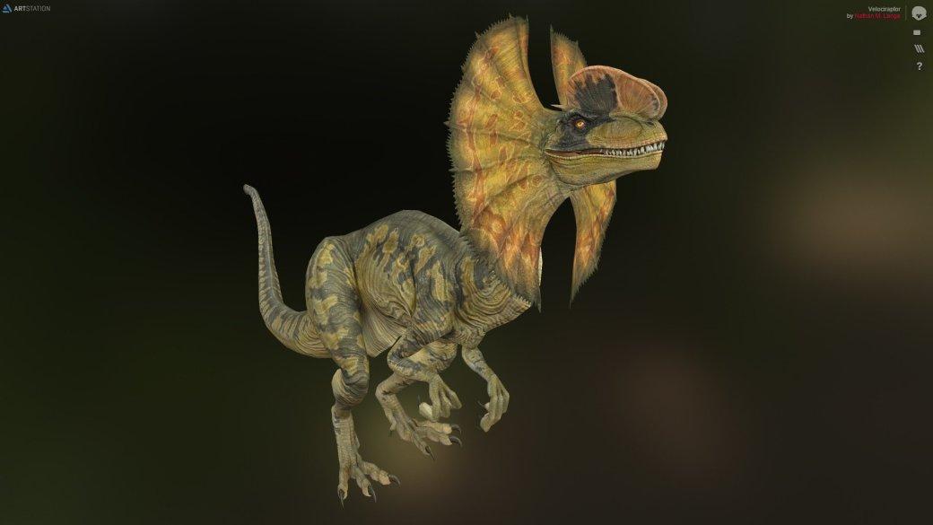 Бывшие сотрудники Cryptic показали отмененную Jurassic World Game. - Изображение 6